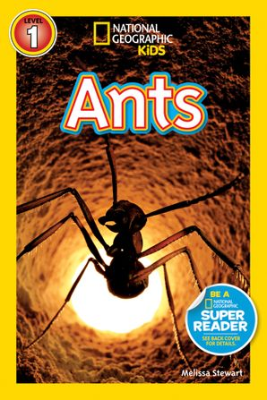 National Geographic Kids Readers: Ants (National Geographic Kids Readers) eBook  by Melissa Stewart
