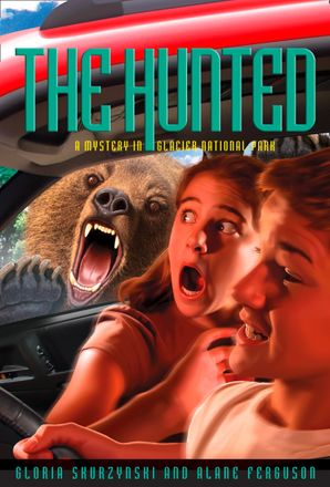 Mysteries in Our National Parks: The Hunted: A Mystery in Glacier National Park (Mysteries in Our National Park)