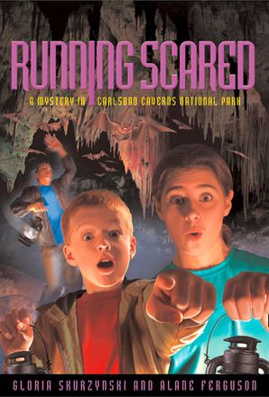 Mysteries in Our National Parks: Running Scared: A Mystery in Carlsbad Caverns National Park (Mysteries in Our National Park)