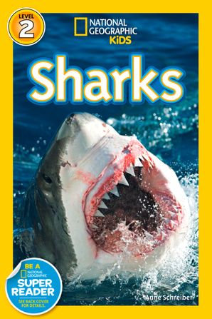 National Geographic Kids Readers: Sharks (National Geographic Kids Readers)