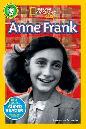 National Geographic Kids Readers: Anne Frank (Readers Bios)