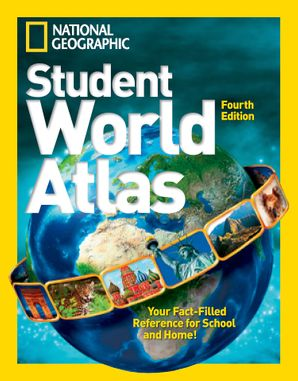 National Geographic Student World Atlas Fourth Edition (Atlas ) Hardcover  by