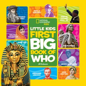 Little Kids First Big Book of Who (First Big Book) Paperback  by No Author