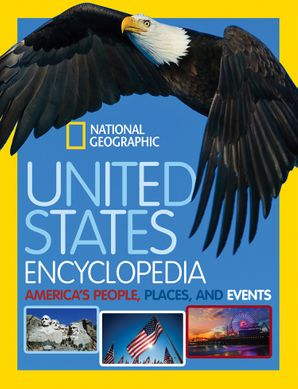 United States Encyclopedia: America's People, Places, and Events (Encyclopaedia ) Hardcover  by No Author