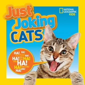 Just Joking Cats (Just Joking) Paperback  by No Author