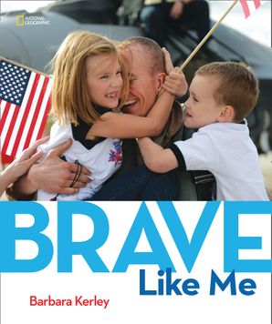 Brave Like Me (Stories & Poems) Hardcover  by Barbara Kerley