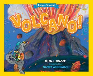 Jump Into Science: Volcano! (Jump Into Science ) Paperback  by Ellen J. Prager