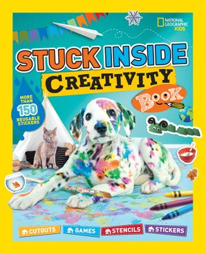 Stuck Inside Creativity Book (Stuck Inside ) Paperback  by No Author
