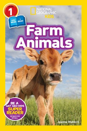 National Geographic Kids Readers: Farm Animals (National Geographic Kids Readers)