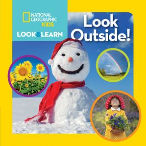 Look and Learn: Look Outside! (Look&Learn)   by No Author