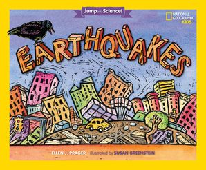 Jump Into Science : Earthquakes (Jump Into Science ) Paperback  by Ellen J. Prager