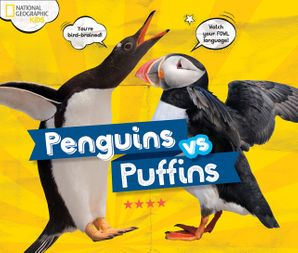 Penguins vs. Puffins (Animals) Hardcover  by Julie Beer