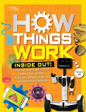 How Things Work: Inside Out (How Things Work)