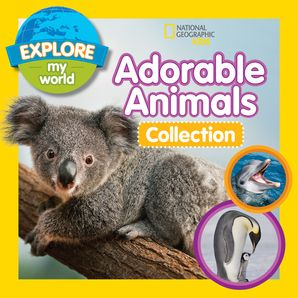 Explore My World Adorable Animal Collection 3-in-1 (Explore My World ) Hardcover  by Jill Esbaum