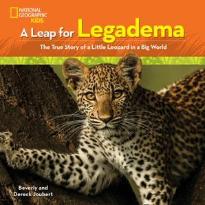 A Leap for Legadema (Science & Nature) Hardcover  by Beverly Joubert