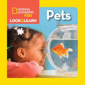 Look & Learn: Pets (Look & Learn) Hardcover  by Ruth A. Musgrave