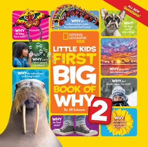Little Kids First Big Book of Why 2 (First Big Book) Paperback  by Jill Esbaum