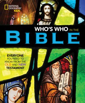 Who's Who in the Bible (Religion) Hardcover  by Jill Rubalcaba
