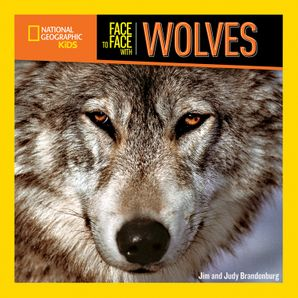 Face to Face with Wolves (Face to Face) Paperback  by Jim Brandenburg