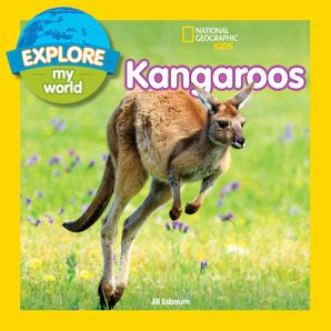 Explore My World: Kangaroos (Explore My World) Paperback  by Jill Esbaum