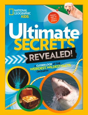 Ultimate Secrets Revealed Hardcover  by Stephanie Warren Drimmer