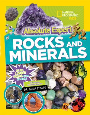 Absolute Expert: Rocks & Minerals Hardcover  by No Author