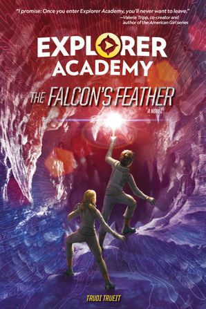 The Falcon's Feather (Explorer Academy) Hardcover  by No Author