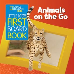 Animals On the Go (Little Kids First Board Book)   by No Author