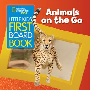 Animals On the Go   by No Author