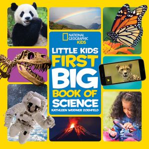 Little Kids First Big Book of Science Hardcover  by No Author