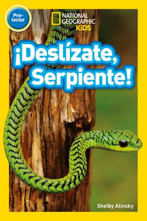 ¡Deslízate, Serpiente! (Pre-reader) Paperback  by No Author