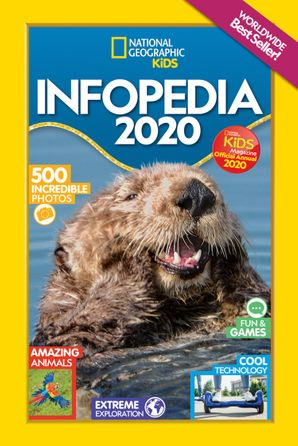 National Geographic Kids Infopedia 2020 Paperback  by