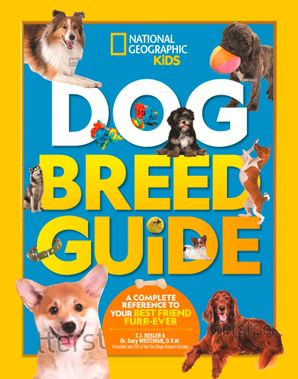 Dog Breed Guide: A complete reference to your best friend furr-ever Hardcover  by TJ Resler