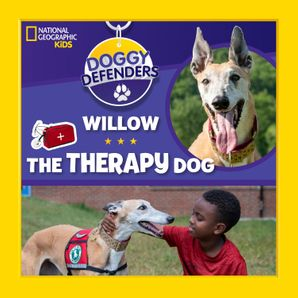 Willow the Therapy Dog (Doggy Defenders) Hardcover  by No Author
