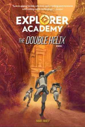 The Double Helix (Explorer Academy) Hardcover  by Trudi Trueit
