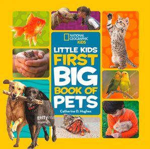 Little Kids First Big Book of Pets (First Big Book)