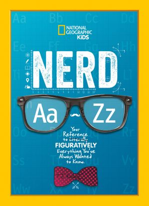 Nerd A to Z Hardcover  by TJ Resler