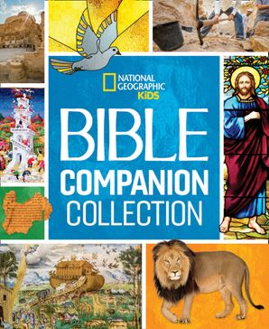 Bible Box Set (National Geographic Kids) Hardcover  by No Author