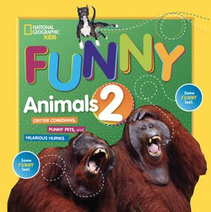 Just Joking Funny Animals 2 Paperback  by No Author