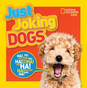 Just Joking Dogs Paperback  by No Author