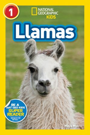 Llamas (L1) (National Geographic Readers) Paperback  by