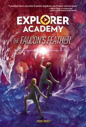 The Falcon's Feather Book 2 (Explorer Academy) Paperback  by No Author