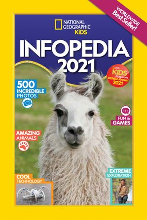 National Geographic Kids Infopedia 2021 Paperback  by No Author