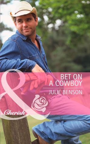 Bet on a Cowboy (Mills & Boon Intrigue)