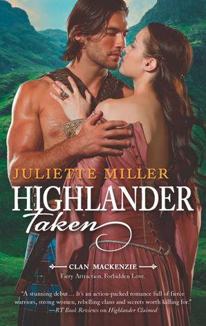 Highlander Taken (Mills & Boon M&B)