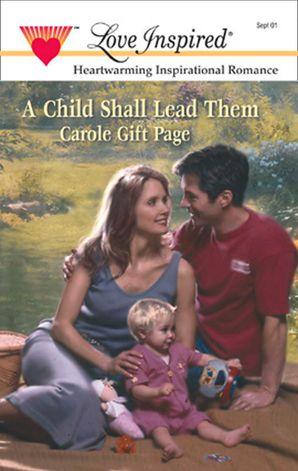 A Child Shall Lead Them