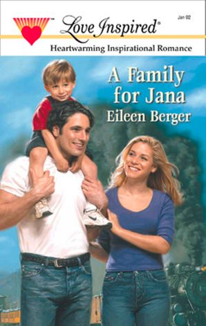 A Family For Jana (Mills & Boon Love Inspired)