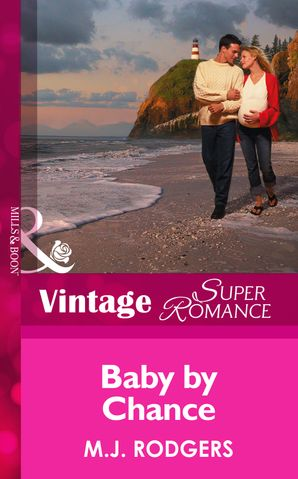 Baby By Chance (Mills & Boon Vintage Superromance) (White Knight Investigations, Book 1)