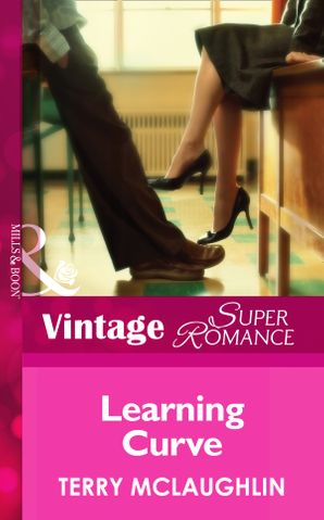 Learning Curve (Mills & Boon Vintage Superromance)