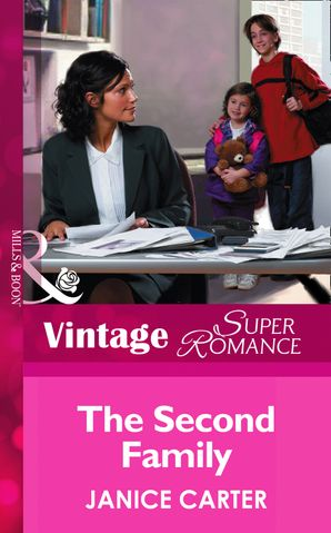 The Second Family eBook First edition by Janice Carter